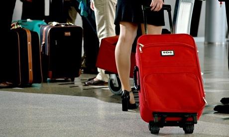 valises à 2 roues