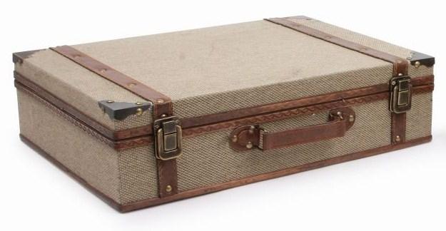 comment choisir une valise en tissu tout pour partir. Black Bedroom Furniture Sets. Home Design Ideas