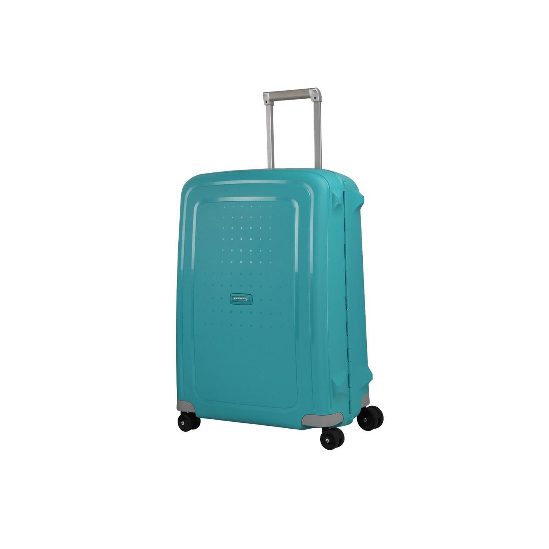 samsonite s cure valise en coque rigide tout pour partir. Black Bedroom Furniture Sets. Home Design Ideas