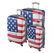 Comparatif des meilleures valises design USA