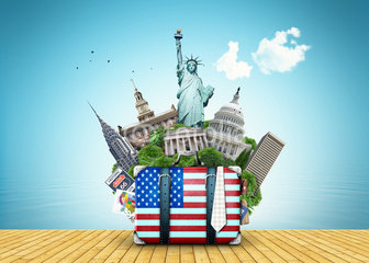 valises USA