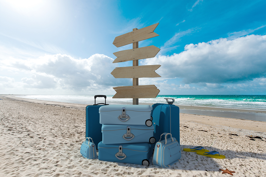 ... la meilleure valise pour vos vacances d'été | Tout Pour Partir